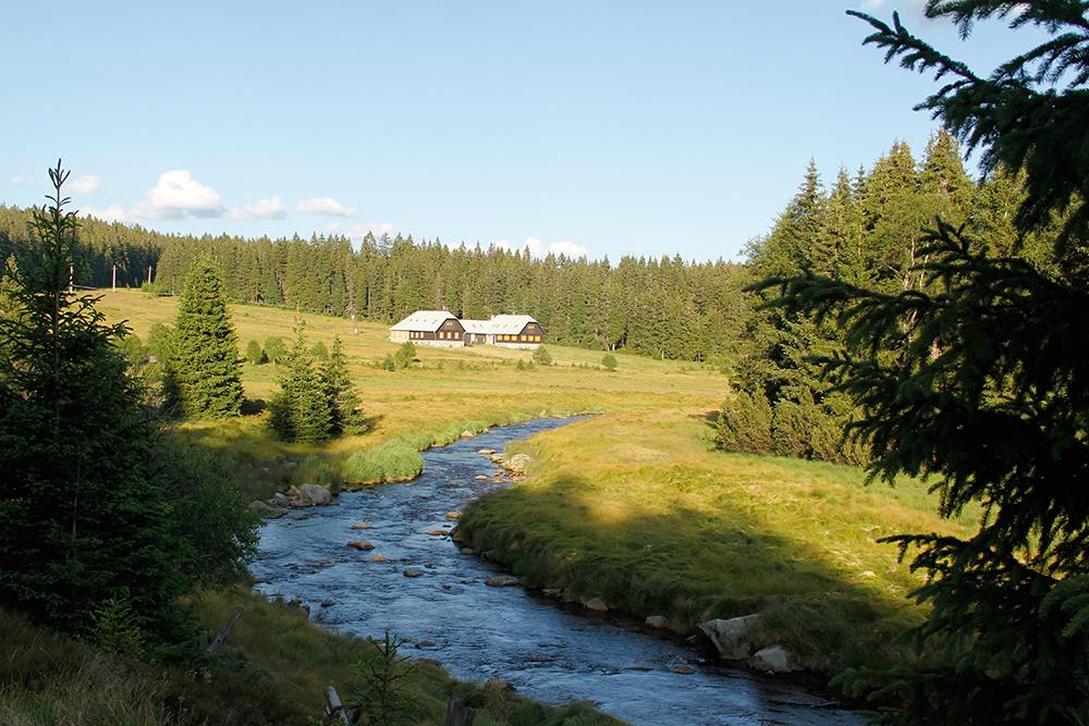 The Šumava National Park