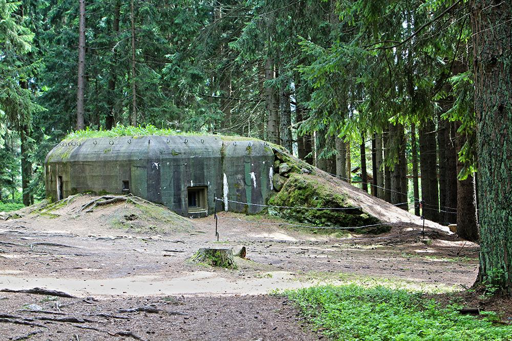 Bunker – Slavonice